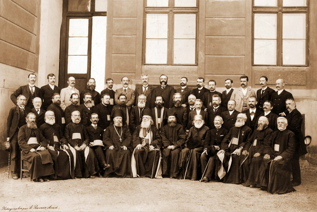 Sinodul Eparhial, 1895